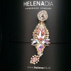 HelenaDia Ohrringe, Quasten Ohrringe, Tassel Earrings, HelenaDia Jewelry, Earrings, Wedding Jewelry, Hochzeit, Brautschmuck
