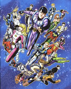 Legion of Super-Heroes: The Earth-247 Chronology