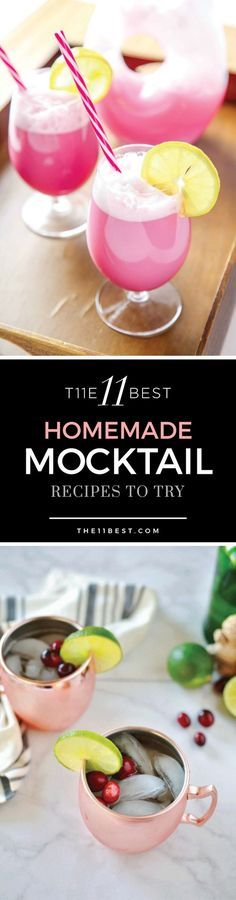 The 11 Best Mocktail Recipes