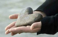 Do you remember the heart shaped rock I gave you? Take Heart, I Love Heart, With All My Heart, Happy Heart, Heart In Nature, Heart Art, Heart Shaped Rocks, Heart Images, Love Rocks