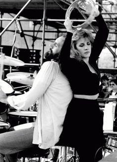 Mick Fleetwood & Stevie Nicks