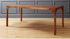 Aqua Virgo Burl Dining Table - Image 1 of 7 White Gloss Dining Table, Modern Dining Table, Dining Tables, Bar Tables, Kitchen Tables, Coffee Tables, Dining Room Furniture, Wood Furniture, Furniture Design