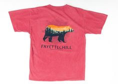 love fayettechill. getting this shirt!