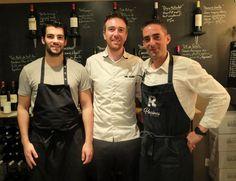 Découverte du restaurant Racines à Bordeaux avec Daniel Gallacher et Aleksandre Oliver