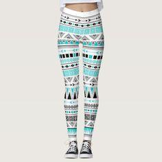 Leggings/Native American Pattern
