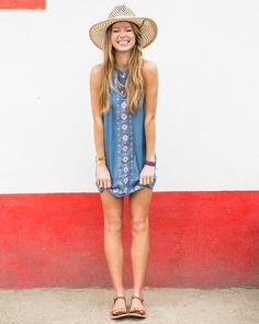 New dress that will get you excited for Summer!