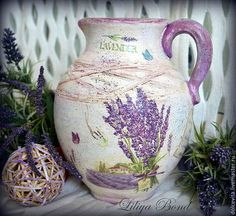 Artist - Home Decor added a new photo. Decoupage, Inspiration Artistique, Painting On Wood, Amethyst, Creative, Flowers, Handmade, Crafts, Home Decor
