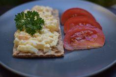 healthy egg spread