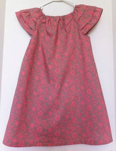 Sew Spoiled: monkeysburg boardwalk dress pattern