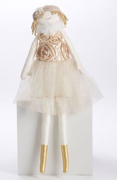 Woof & Poof 'Extra Large' Musical Sugar Plum Fairy Decoration available at #Nordstrom