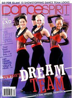 dance Team Photo Ideas | The Line Up Blog · Dance