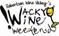 Robertson Wacky Wine Weekend Festival 7-9 June. Accommodation A Hilltop Country Retreat still available