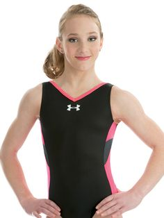 UA Dynamic Tank Leotard from GK Elite