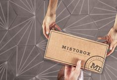 For an awesome gift, maybe just for yourself, check out the Mistobox coffee subscription box service that guides you toward the very perfect bean for you.