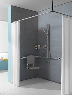 KEUCO - baño completo para accesibilidad