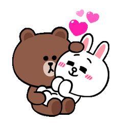 Cute Cartoon Images, Cute Couple Cartoon, Cute Love Cartoons, Cartoon Pics, Cartoon Drawings, Cute Love Pictures, Cute Love Memes, Cute Love Gif, Cony Brown