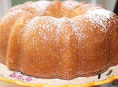 Kentucky Butter Cake This cake is AMAZING!!!