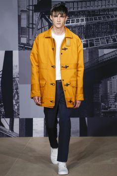DKNY Défilé homme printemps-été 2015 #mode #fashion #couture