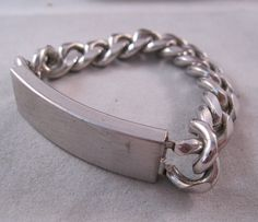 iOldies Nostalgia Corner: In the boys would give girls their ID bracelets when they were going steady.