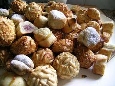 Menjar a Cala Blanca: PANELLETS
