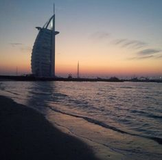 The distinctive sail-shaped silhouette of Burj Al Arab is more than just a stunning hotel, it is a symbol of modern Dubai.
