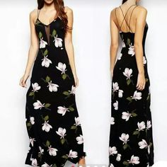 Gourgeous dress flowers Perfect like a new fits small or medium brazilian Dresses