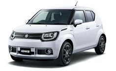 All-New Suzuki Ignis Compact Crossover Debuts At Tokyo