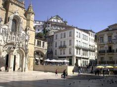 Pontos Turísticos de Coimbra