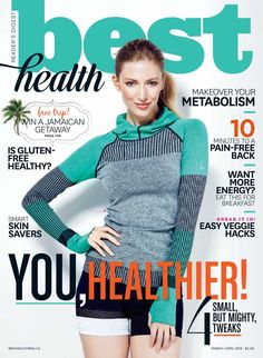 Best Health - April