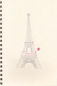 my drawing the eiffel My Drawings, Tower, Paris, Rook, Montmartre Paris, Computer Case, Paris France, Building