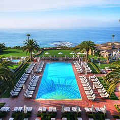 Top California Coast Hotels - Sunset