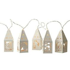 Alpine Lantern Fairy Lights String – Beaumonde