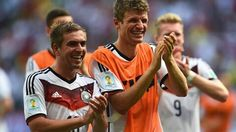 Lahm and Müller