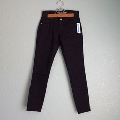 """Old Navy   NWT Printed Denim Skinny Jeans Super cute & comfortable printed denim skinnies (Old Navy """"The RockStar"""" super skinny jeans). Dark wash denim with an edgy print make this a step-up from the usual dark denim skinnies. Size 2 short (28 inch inseam). Never been worn. NWT. Great for shorter girls (for reference, I'm 5'2 and the hem reaches my ankles perfectly) Old Navy Jeans Skinny"""