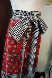 one hour apron - Southern Matriarch