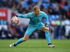 """England will """"reach for the stars"""" at the European Championship according to goalkeeper Joe Hart."""