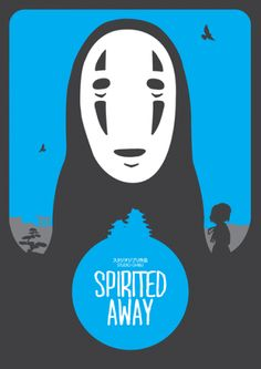 spirited away - One of Miyazaki's masterpieces. A great study in modern fairy tales, character progression, and courage.