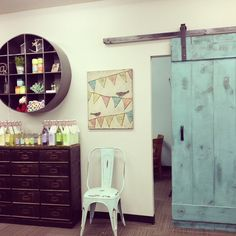 Sliding Barn Door Hardware on Etsy, $205.00