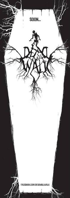 Dead Will Walk - Dutch old school death metal band