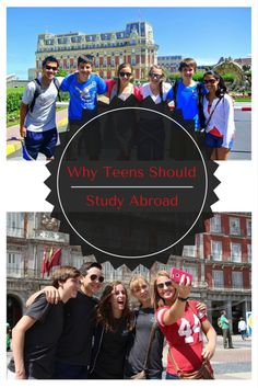 Why Teens Should Study Abroad - Reasons why teens should travel and study abroad | Gone with the Family