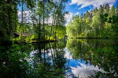 Finding Serenity and Silence in Finland