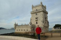 PORTUGAL, Lisbon - Belem Tower