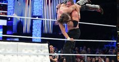 The Beard looks to end his rivalry with Kane when they collide in one of the most frightening showdowns in WWE.