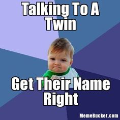 I always call preston carson and carson preston....no matter what, they don't even look alike lol #twinmomprobs