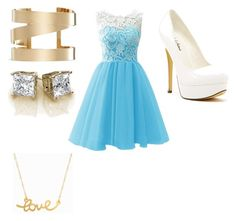 """""""Prom"""" by serenity-heard ❤ liked on Polyvore featuring beauty, Michael Antonio, Isabel Marant and Minnie Grace"""