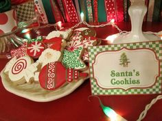 Hostess with the Mostess® - Santa's Workshop