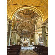 Chiesa di Santa Maria presso San Satiro Milano #top_lombardia_photo #ig_milano #visititalia #italia360gradi #italia_da_scoprire #italiainunoscatto #click_italy by e.fiordaliso