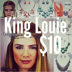 Follow Us! ❤️ #kinglouieokc #loveKL @King Louie
