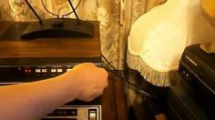 How to load your RCA Selectavision Disc (+playlist)