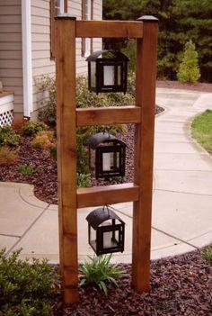 Garden Yard Ideas, Backyard Projects, Outdoor Projects, Backyard Patio, Wood Projects, Outdoor Living, Outdoor Decor, Front Yard Landscaping, Landscaping Ideas